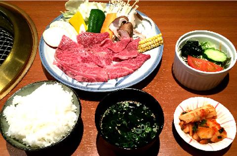 ロース定食・・・¥1,188